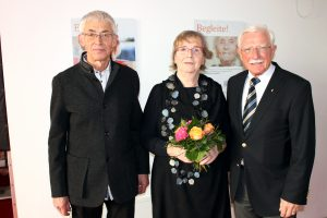 Verleihung Ehrenamtspreis 2017